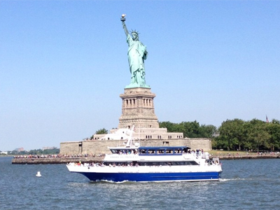New York Burials at Sea Scattering Service Statue of Liberty