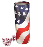 Patriotic Scattering Tube
